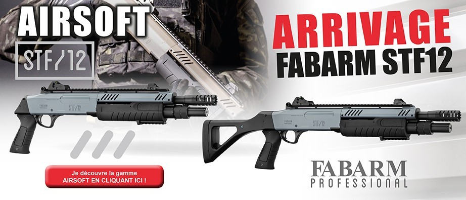 ARRIVAGE STF12/11 FABARM