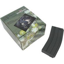 Photo Pack de 5 chargeurs Noir 120 coups pour M16 séries - King Arms