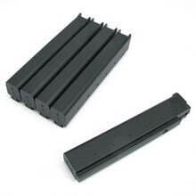 Photo Pack de 5 chargeurs Noir 110 coups pour m1a1 AEG - King Arms