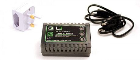 Photo Chargeur de batterie LiPo l3 - Nuprol