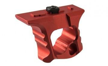 Photo Hand stop Aluminium M-LOK / Keymod Rouge