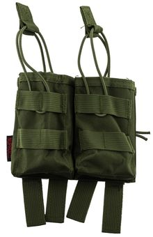 Photo Pouch pmc double charger G36 Green np