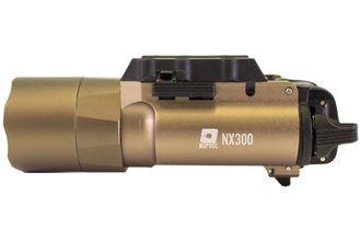 Photo Lampe tactical NX300 TAN - Nuprol