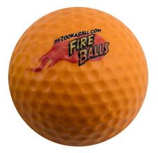Photo Bazooka ball Fire orange clignotante