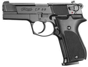 Photo Pistolet CO2 Walther CP88 noir cal. 4,5 mm