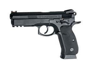 Photo Pistolet CO2 CZ 75 SP01 Shadow BB's cal. 4,5 mm