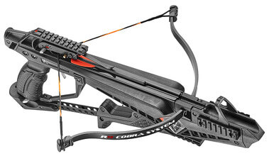 Photo Arbalète EK-Archery COBRA système R9 Pistolet