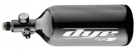 Photo Bouteille Aluminium 0. 8L Proto avec régulateur 3000 psi