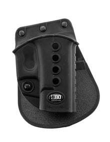 Photo Holster retention pro roto + paddle pour S19 droitier - BO manufacture