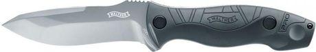 Photo Couteau droit Walther pro TFK à lame fixe