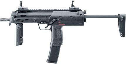 Photo Réplique MP7 A1 HK 1j gaz GBB by vfc