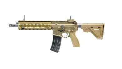 Photo Réplique GBBR HK416 A5 tan - Umarex by VFC