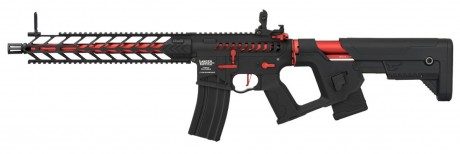 Photo Réplique AEG LT-33 Proline GEN2 Enforcer Night Wing rouge