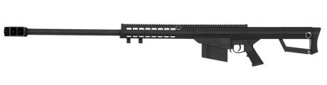 Photo Réplique Sniper LT-20 à ressort M82 noir 1,5J