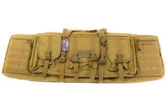 Photo Soft case with compartments 42 '' tan - NURPOL