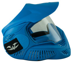 Photo Masque VALKEN Annex MI-3 simple bleu