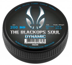 Photo Plombs The Black Ops Soul DYNAMIC Cal. 5,5 mm