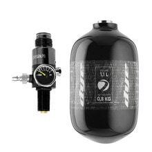 Photo Pack Luxfer bouteille kevlar 1,1L + régulateur 4500 PSI