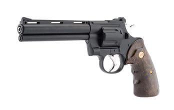 Photo Réplique ASG revolver mod. R 357 Noir gaz