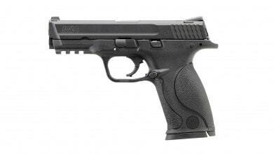 Photo Réplique GBB Smith & Wesson M&P9 0,9J