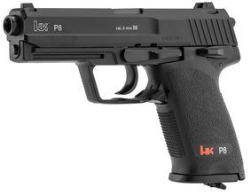 Photo Réplique pistolet H&K P8 Co2 GNB