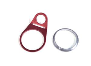 Photo Attache sangle mono-point rotatif pour M4 GBBR rouge - VFC
