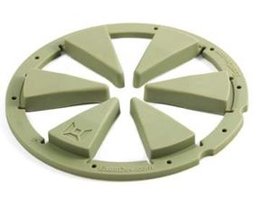 Photo Exalt feedgate rotor olive