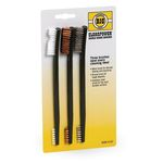 Photo Set de 3 brosses de nettoyage - Birchwood Casey