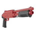 Photo JT Splatmaster marqueur paintball Z200 pompe rouge moins de 2 joules