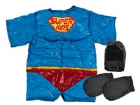 Photo SUMO Fighter - Kit de 2 costumes de sumo enfant super héros