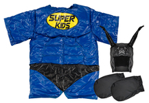 Photo A57261-6-Kit de 2 costumes de sumo enfant super héros