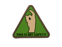 Photo PVC Patch This is my Safety
