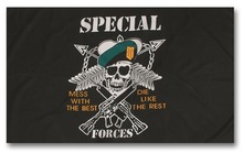 Drapeau US Special Forces