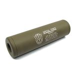 Rep silencieux Special Force Universel 110x30mm TAN - King Arms