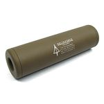 Delta Force Universal 110mm TAN Muffler TAN - King Arms