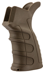 Photo Pistol grip M4 type g16 slim tan - King Arms