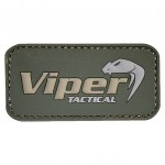 Patch PVC Viper Tactical vert