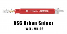 Kit de conversion HPA SDIK WELL MB-06 / ASG Urban sniper