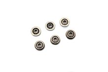 Photo 9mm bearing kit (6 pieces) - Nuprol