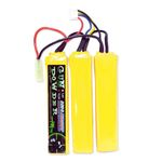 Photo Batterie LiPo 11,1v 2200mah 3 sticks