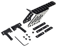 Hi-cap HX - AW CUSTOM mounting rail and levers kit