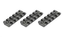 Photo Lot de 3 rails Keymod 5 slots