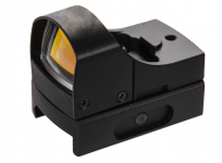 Photo Mini red-dot Reflex Sight noir