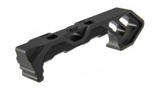 Photo Angle Grip Skeleton Speed Aluminium M-LOK / Keymod noir