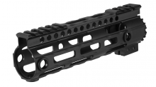 Photo Garde main M-LOK free floating 7' noir