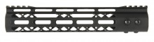 Photo Garde main Aluminium Speed Skeleton M-LOK 10' Noir