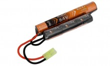 Photo Batterie NiMh 8,4V 1600mAh nunchuck