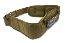 Photo Ceinture tan battle Nuprol