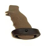 Photo Pistol grip M4 sniper type psg1 tan - kyou
