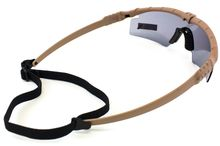 Photo A69681-Lunettes NP Battle Pro Thermal Tan/Smoke